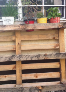 Krauterregal Oder Blumenbank Schnell Und Einfach Selbst Bauen